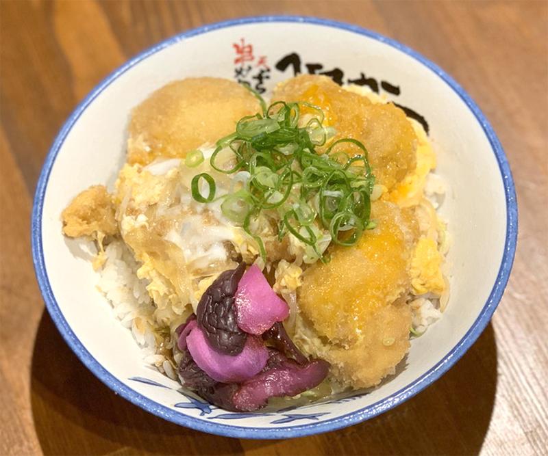 【テイクアウト】チキンかつ丼 ¥780(税抜)