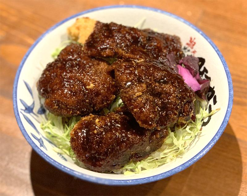 【テイクアウト】チキンソースかつ丼 ¥780(税抜)