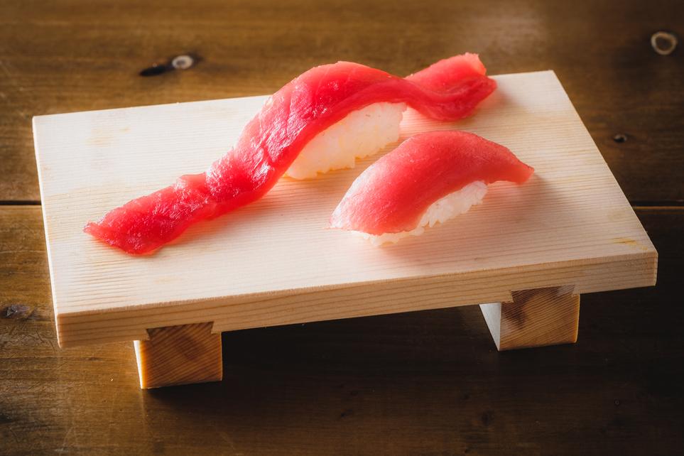 日本一の大ネタ寿司も食べ放題!