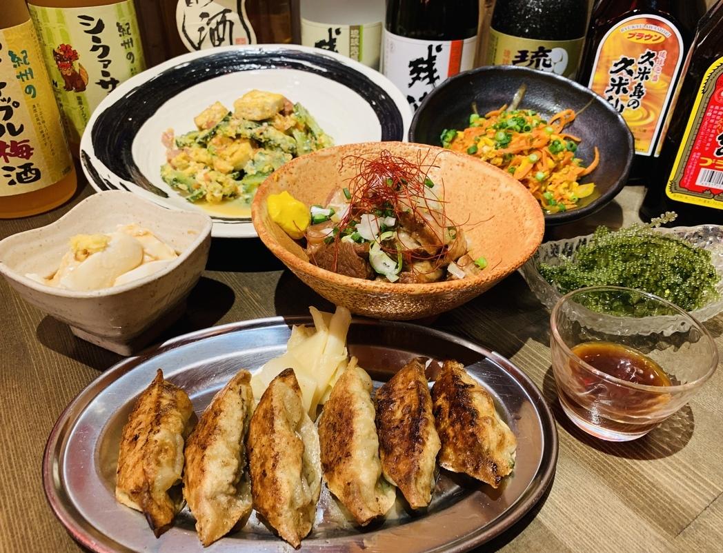 池袋で本場沖縄料理が楽しめます