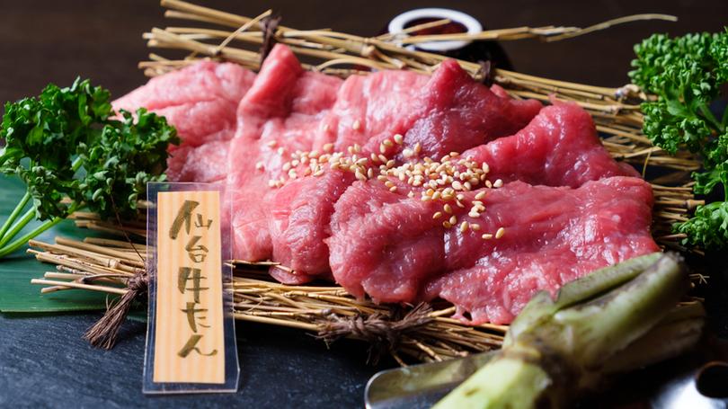 仙台牛タン 当店名物の仙台牛タン!たくさん召し上がってください!