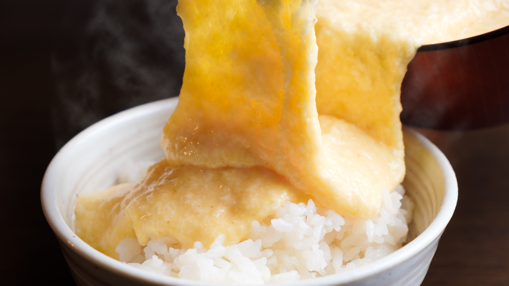 大和芋のとろろご飯 消化を助けるとろろ♪食べ過ぎてもこれで大丈夫ですね!