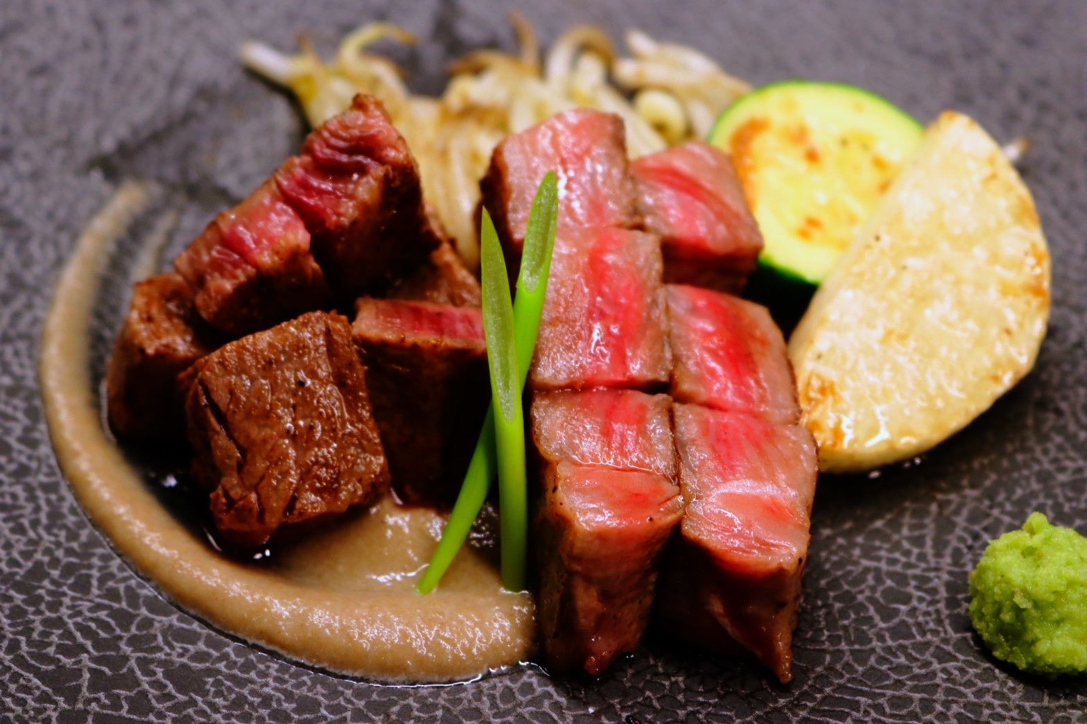 人気No.1【ランチ限定】黒毛和牛ステーキ