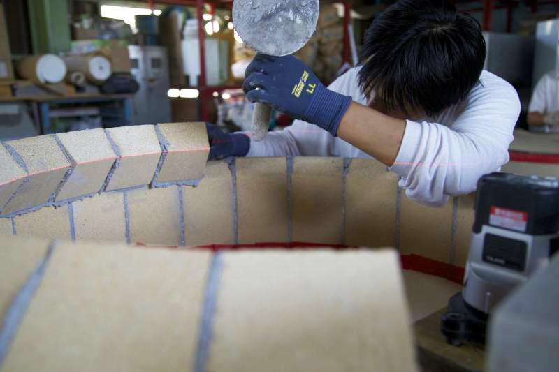プロ職人が作るオーダーメイド石窯