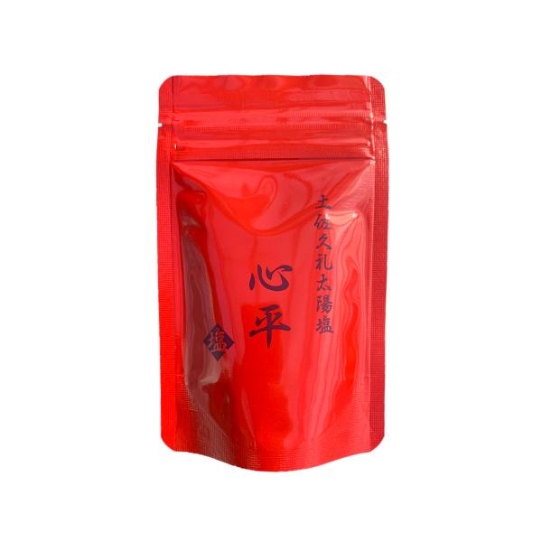 全体の生産量の20%しか生産できない赤モデル 超粗塩