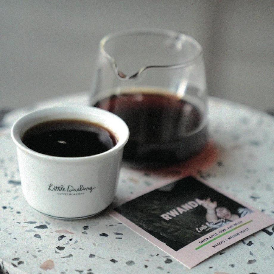 毎月1回焙煎直後の新鮮なコーヒー豆をポストへお届けする定期便(サブスクリプション)サービス。